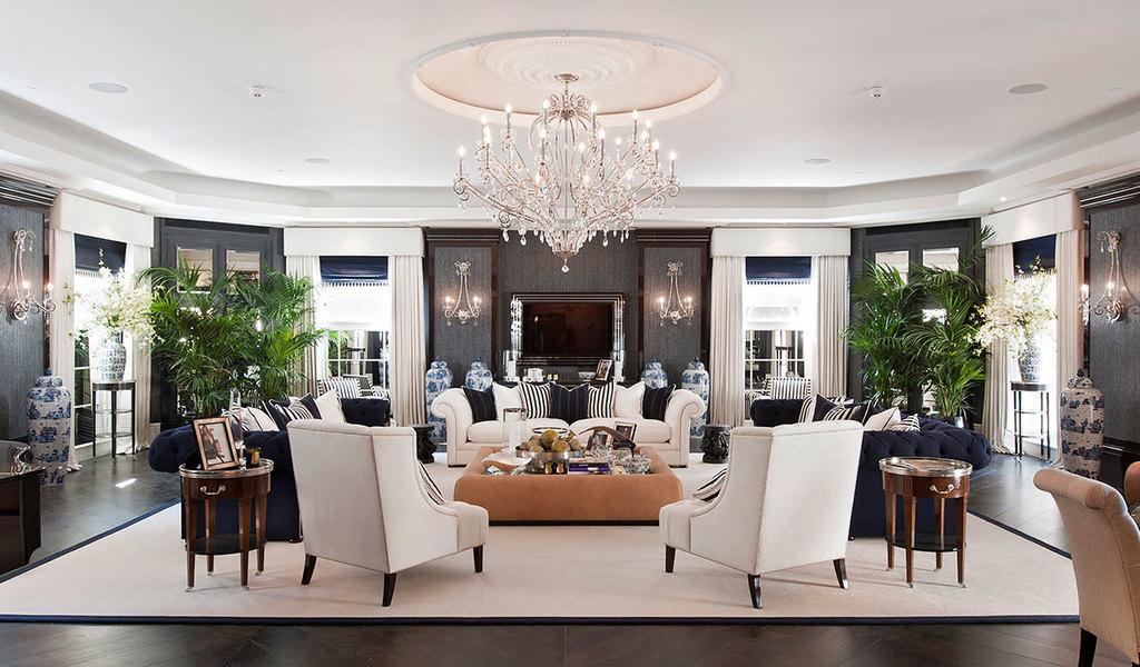 Family Room Interior Decor Tips