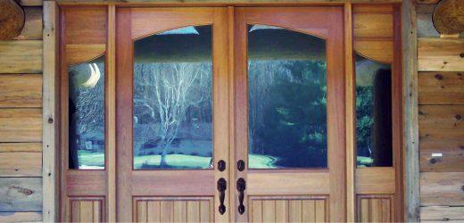 Wooden Exterior Doorways to improve Home Value