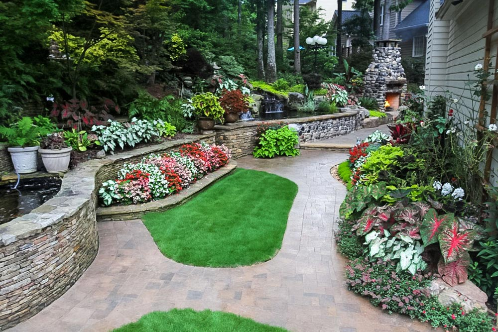 Adding Value and sweetness Through Professional Landscaping