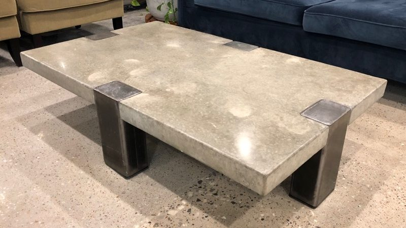 Your Ultimate Help guide to Custom Concrete Furniture