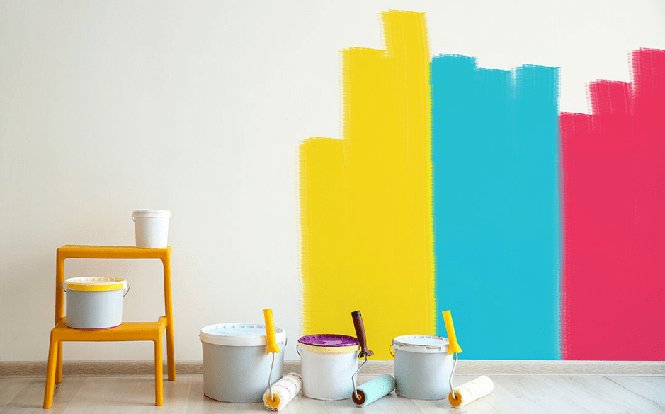 Paint which is non toxic