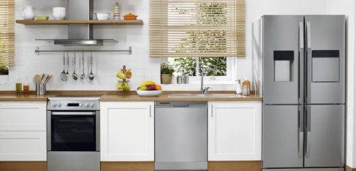 Five Options in Terms of Kitchen Appliances